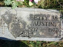 Betty Jean <i>May</i> Austin
