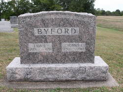 Lida E <i>McCreery</i> Byford