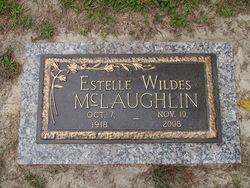 Estelle <i>Wildes</i> McLaughlin