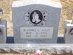 Beatrice G. Allen