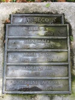 Julia E. Abrego