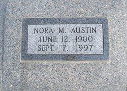 Nora M. <i>Biddle</i> Austin