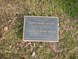 Harriet Gordon Battle