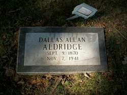 Dallas Allan Aldridge