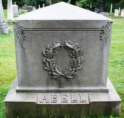 Abigail <i>Bates</i> Abell