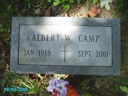 Albert W Camp