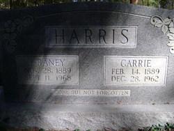 J Raney Harris