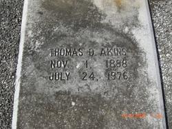 Thomas D. Akins