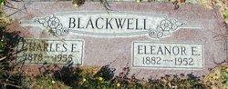 Eleanor E <i>Williams</i> Blackwell