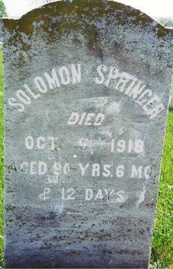 Solomon Springer