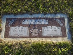 Clarence Carl Grams