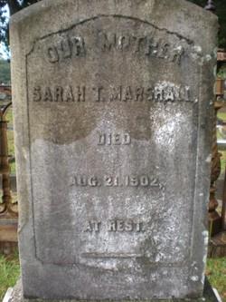 Sarah T. Marshall