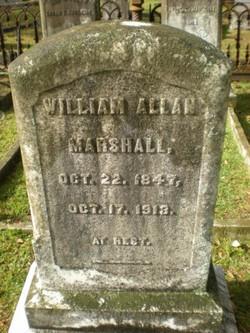 William Allan Marshall