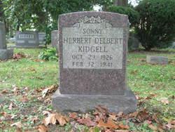 Herbert Delbert Kidgell