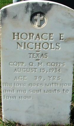 Horace Eugene Nichols