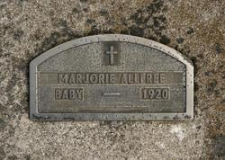 Marjorie Allfree
