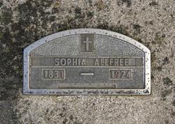 Sophia <i>McGovern</i> Allfree