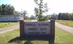 Franklin Memorial Gardens South