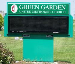 Green Garden Greenview Cemetery