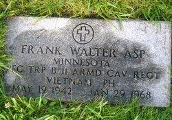 PFC Frank Walter Asp