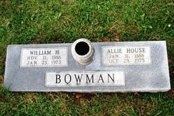 Alice L. <i>House</i> Bowman