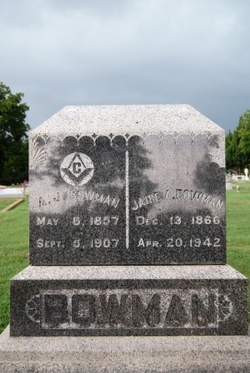 Andrew Jackson Bowman
