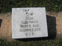 Sr Mary Ellen <i>Francis</i> Bixel