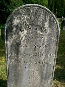 Mary Molly <i>Graves</i> Stark