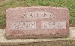 Gwendolyn I. <i>Kirby</i> Allen