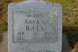 Anna M. Ball