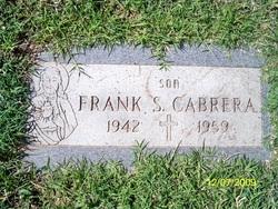 Frank Frankie Cabrera