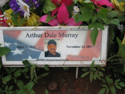 Arthur Dale Murray