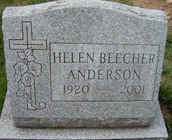 Helen <i>Beecher</i> Anderson