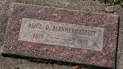 Alice Delila Blennerhassett