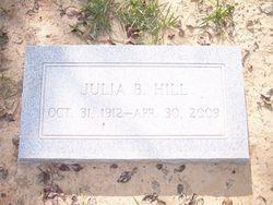 Julia Seay <i>Bradwell</i> Hill