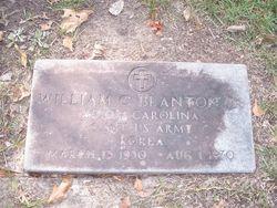 William C Blanton, Jr