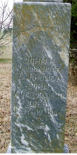 John Hobart Honey