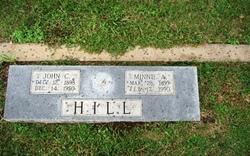 Minnie A. <i>Bowman</i> Hill