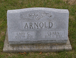 Clara <i>Hefner</i> Arnold