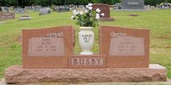 Bessie <i>Anderson</i> Busby