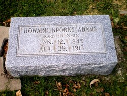 Howard Brooks Adams