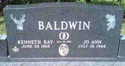 Jo Ann <i>Crawford</i> Baldwin