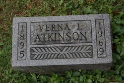 Verna L Atkinson