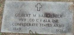 Gilbert M. Barganier