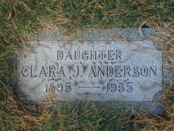 Clara J. Anderson