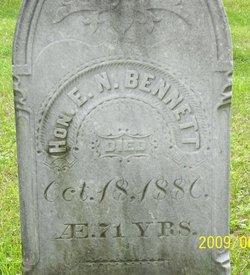 Judge E. N. Bennett