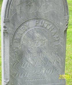 Mary <i>Putnam</i> Bennett