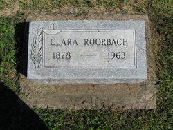 Clara Margaretha <i>Keim</i> Roorbach