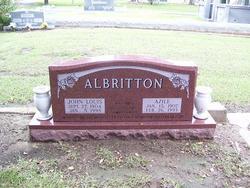 John Louis Albritton