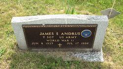 James S Andrus